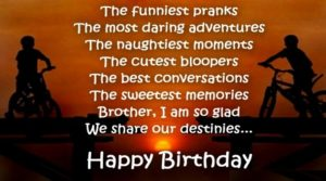 Big Brother Birthday Quotes Luxury Birthday Quotes for Older Brother Inspirational Happy Birthday