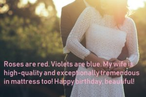 Wife Happy Birthday Wishes For Whatsapp, facebook, and Instagram