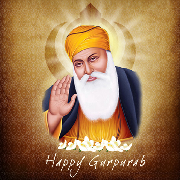 Guru Nanak Jayanti WhatsApp Status