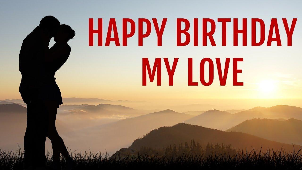 Happy Birthday Status For Boyfriend
