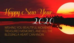 Happy new year messages 2020 for Girlfriend