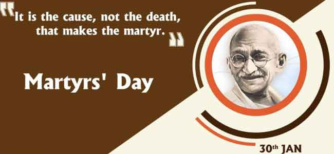 Martyrs day images