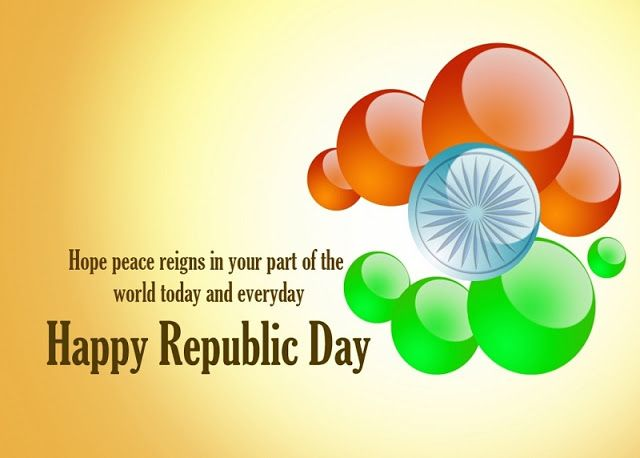 Republic day messages