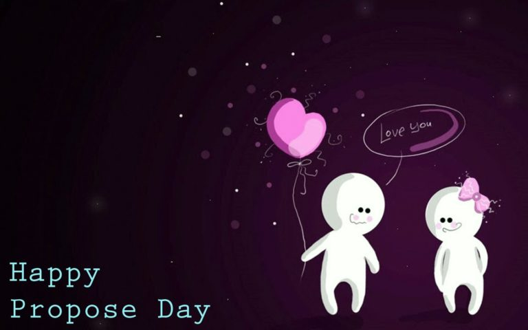 Propose day graphics