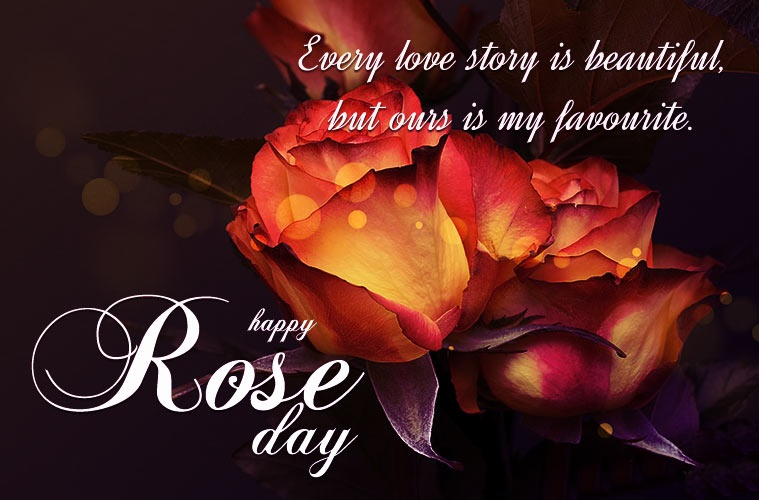rose day status for boyfriend