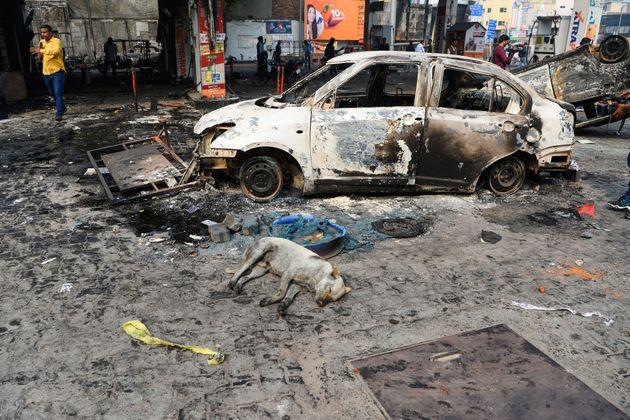 Delhi Riot