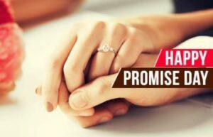 happy promise day love