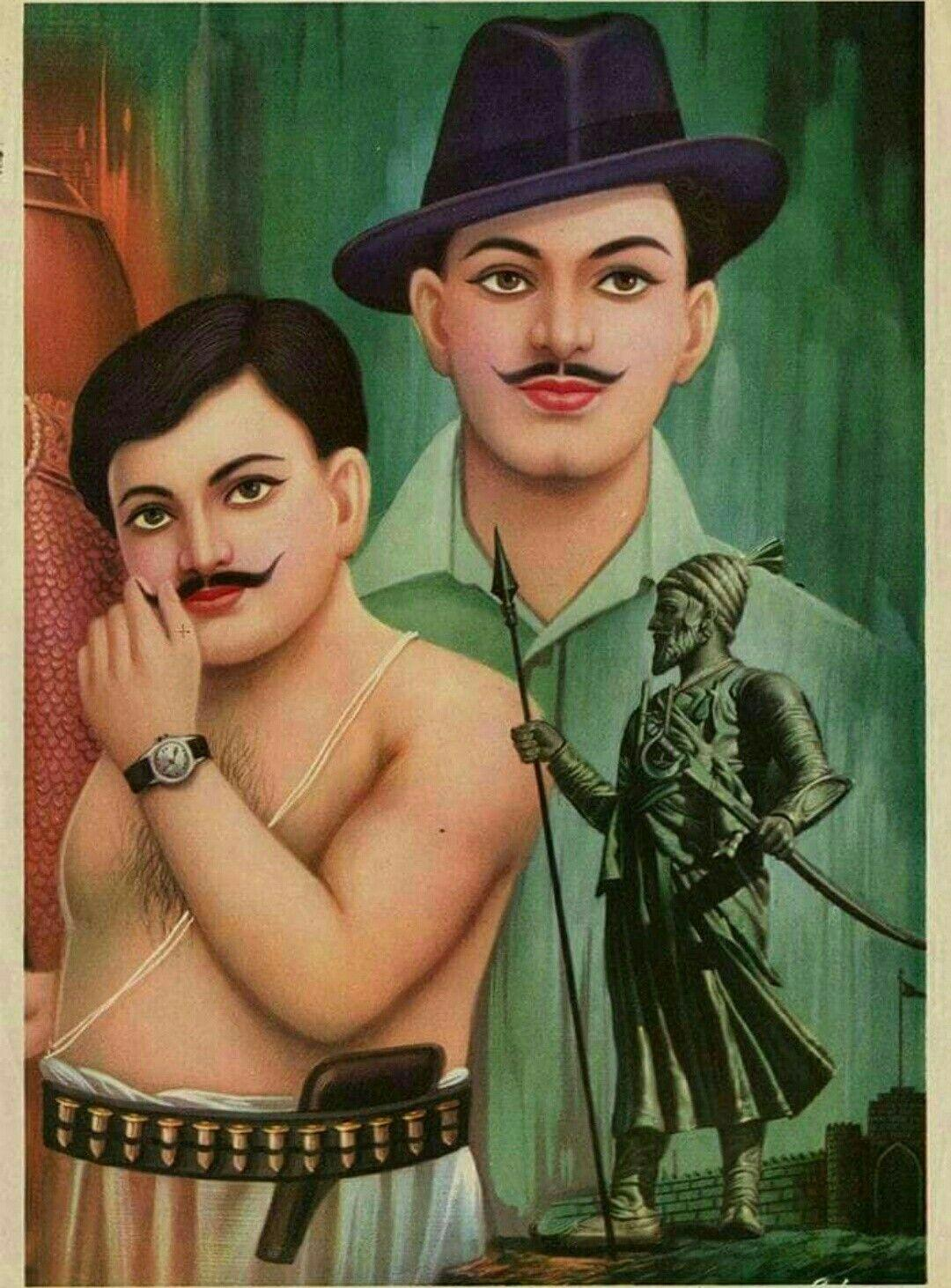 chandra shekhar azad ka photo