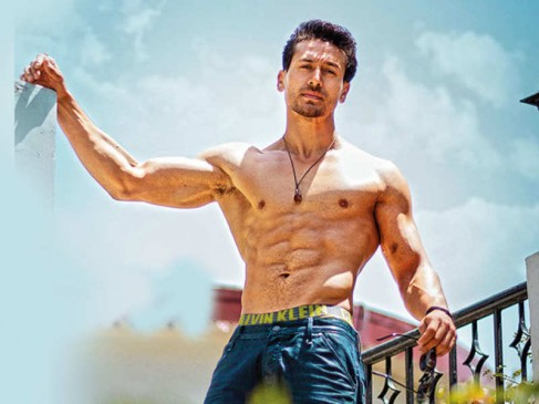 Tiger Shroff video