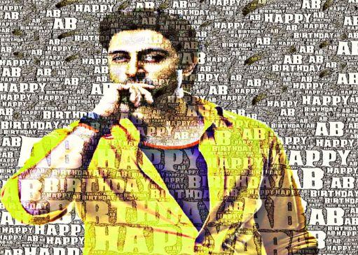 Abhishek Bachhan birthday wishes