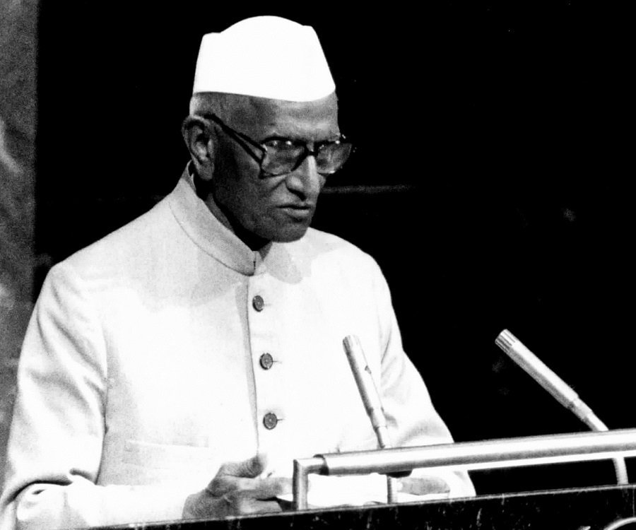Morarji Desai video