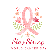 World cancer day status