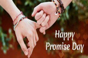 happy promise day shayari image