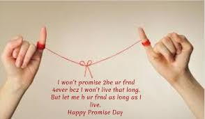 good morning happy promise day
