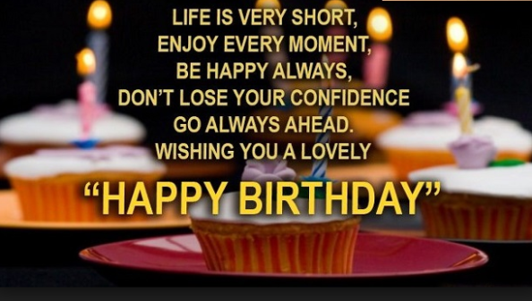 Happy birthday for friend