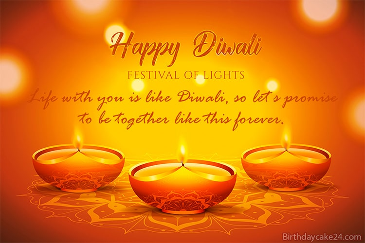 Happy Diwali Status