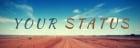 your status
